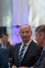 Blankenfelde-Mahlow  Deutschland  Dietmar Woidke  SPD  Brandenburgs Ministerpraesident