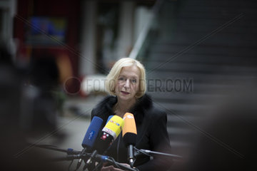 New German Education Minister Johanna Wanka