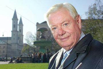 Prof. Claus Roxin  Professor fuer Strafrecht  2005