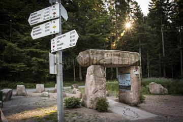 Ein Tor zum Westweg