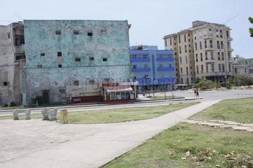 Imbiss im Havanna Centro