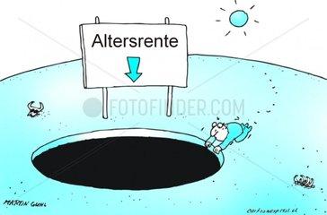 Altersrente