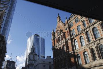 Londoner Fassaden