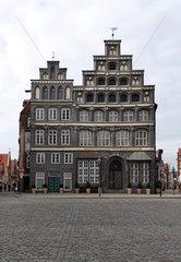 Lueneburg  Deutschland  die Industrie- und Handelskammer