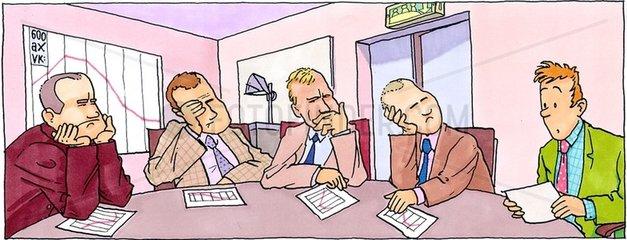 Management Meeting Nr. 1