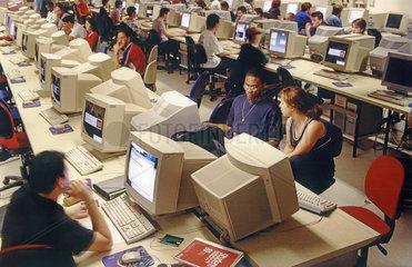 Informatikstudenten  Muenchen  2000
