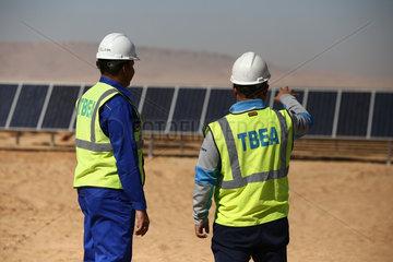 EGYPT-ASWAN-RENEWABLE ENERGY-CHINESE COMPANY