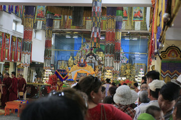 Gandan Kloster in Ulanbator