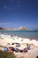 France  Corsica  Calvi