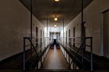 Fuerstenberg  Deutschland  ehemaliges Frauen-Konzentrationslagers Ravensbrueck