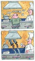 nichtraucher restaurant