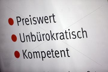 Berlin  Deutschland  Schueleraustausch-Messe in der Berliner International School