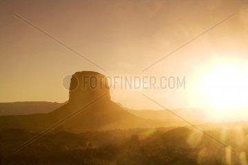 USA  Arizona  Utah  Monument Valley
