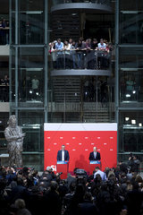SPD Announces Voter Result Over Coalition Contract