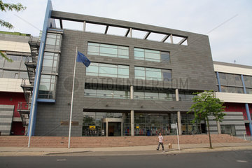 Luxemburg  Grossherzogtum Luxemburg  Eurostat Verwaltungsgebaeude
