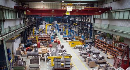 Muelheim an der Ruhr  Deutschland  Siemens Energy Muelheim