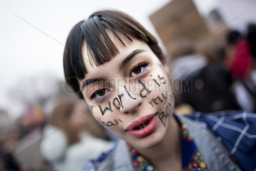 Students FridaysForFuture Climate-Protest