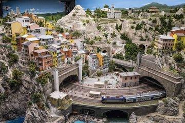 MIWULA Miniatur Wunderland  die grosste Modelleisenbahnanlage der Welt