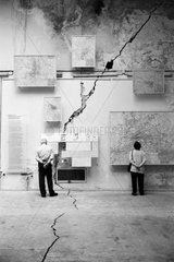 Berlin  Deutschland  Ausstellung in der Akademie der Kuenste