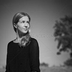 LEIBER  Svenja - Portrait of the writer
