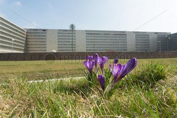 Berlin  Deutschland  Zentrale des BND