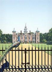 England Schloss Pfau