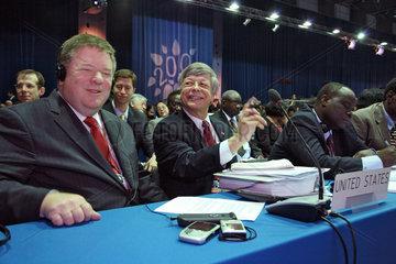 Posen  Polen  Daniel A. Reifsnyder und Harlan L. Watson