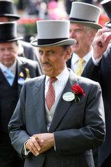 Ascot  Grossbritannien  Khalid bin Abdullah Al Saud  Unternehmer