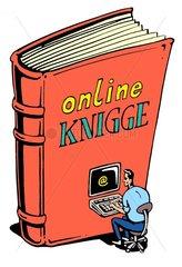 Online Knigge