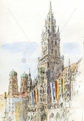 Rathaus Muenchen