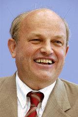 Dr. Alfred Tacke  Staatssekretaer im Bundesministerium fuer Wirtschaft und Technologie