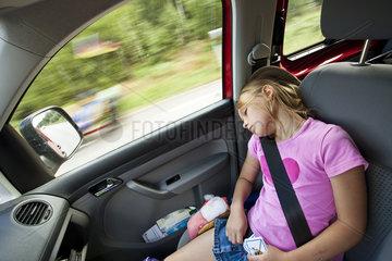 Autofahren mit Kind