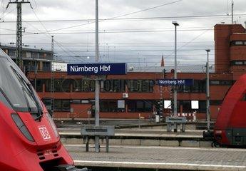 Nuernberg Hbf