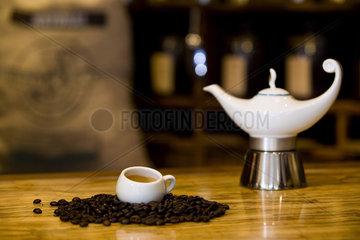 Kaffeeroesterei und Espressobar