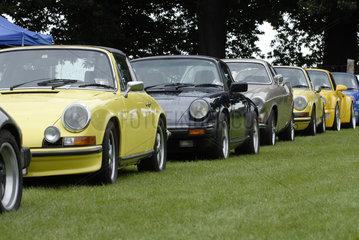 Porsche 911 bei Classic-Days