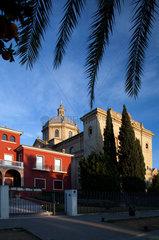 Sevilla  Spanien  Iglesia del Corpus Christi