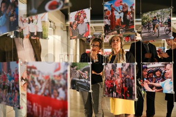 ITALY-ROME-CHINA-PHOTO EXHIBITION