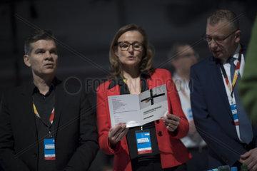 Oekumenische Andacht  CDU-Parteitag