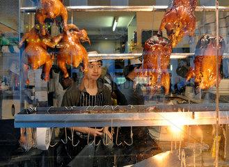 Garkueche in Chinatown  London