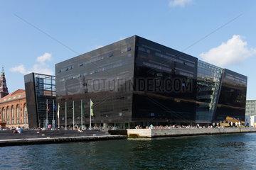 Kopenhagen  Daenemark  Den Sorte Diamant