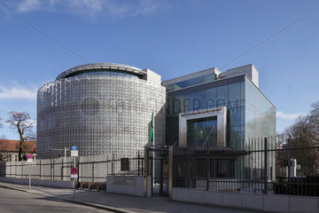 Berlin  Deutschland  Botschaft von Saudi-Arabien