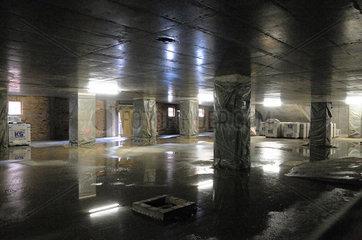 Elbphilharmonie Hamburg Innenraum  Parkhaus