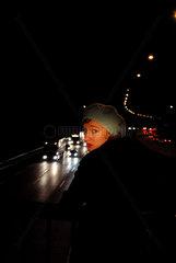 Nachts unterwegs