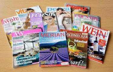 Magazine des Jahreszeiten Verlags