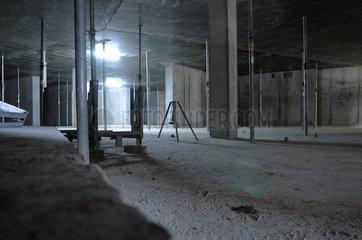 Elbphilharmonie Hamburg Innenraum  6. Obergeschoss