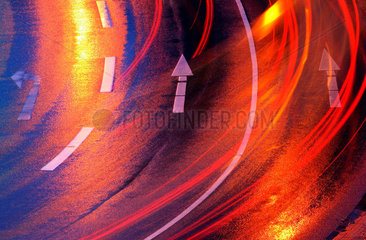 Verkehrszeichen  Pfeile