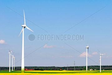 Windpark Sintfeld