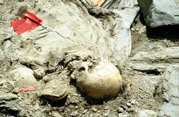 Srebrenica Excarvations