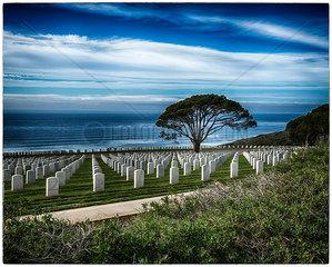 Soldatenfriedhof Point Loma
