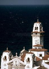 Teneriffa - Basilica in Candelaria
